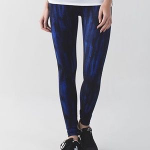 lululemon Wunder Under Night Sky Harbor Pant